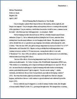 Should a college essay have paragraphs